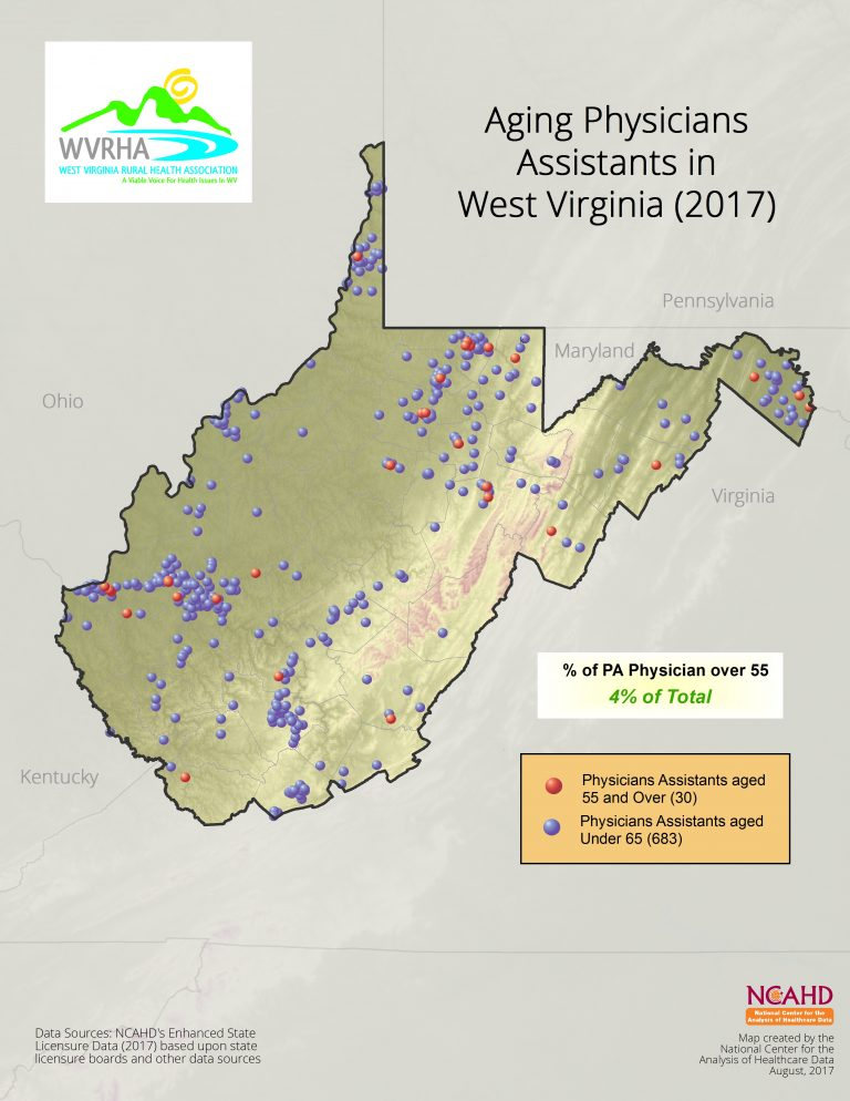 WV Aging Physicians Assistants (2017)